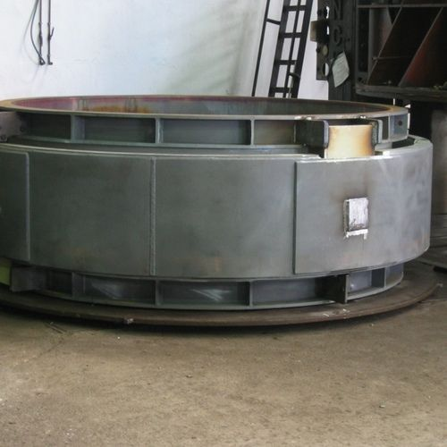 Gimbal Metal Expansion Joint