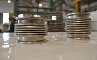Expansion Joints for Generator Sets Case Study