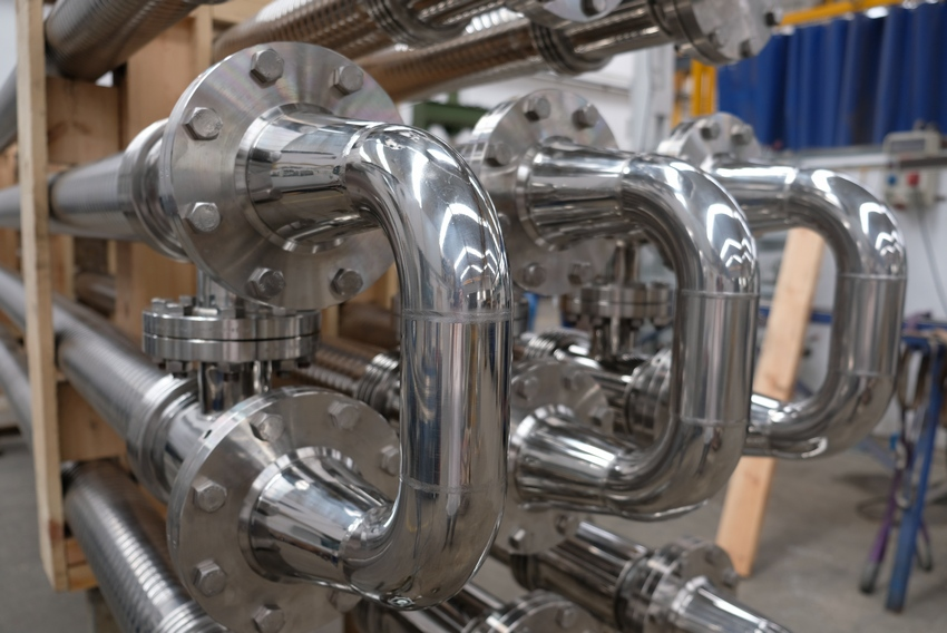 Tubular heat exchangers with low maintenance costs