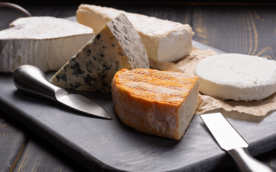 Condensation of aromas and vapours under vacuum conditions in the  cheese industry